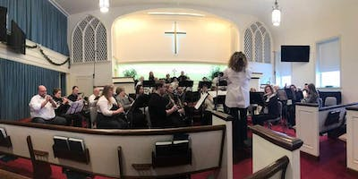 Palmyra Community Band In Concert