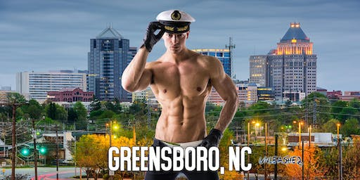 Male Strippers UNLEASHED Male Revue Greensboro NC 8-10PM