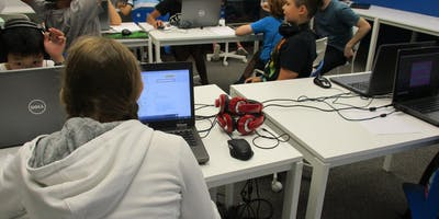 Game Design Beginner (10-12 Y) Six Sessions Weekly on Mondays 6:00 PM - 7:00 PM