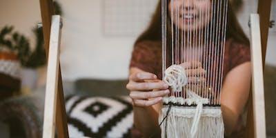 Weaving Workshop at ZACA MESA WINERY in Los Olivos