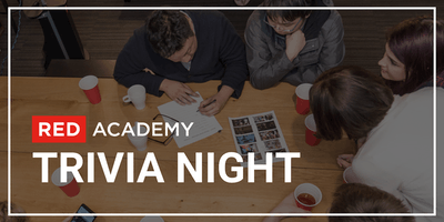 Tech Trivia Night @ RED