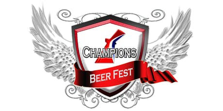 Champions Beerfest 2019  tickets