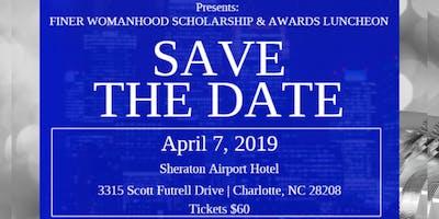 Psi Mu Zeta - Finer Womanhood Scholarship & Awards Luncheon