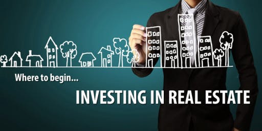 Invest in Real Estate: Buy, Flip, Lease & Manage Property: Training, Income, Community (VA)