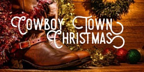 Cowboy Town Christmas tickets