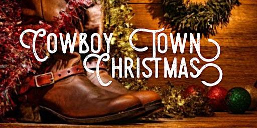 Cowboy Town Christmas