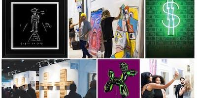 LA|MIAMI ART SHOW 2019