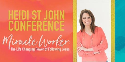 Heid St. John Conference | Vancouver, WA