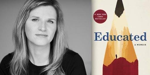 """Women's Book Club: Tara Westover's """"Educated"""""""