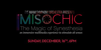 MISO-CHIC THE MAGIC OF SYNESTHESIA - PROMOTION