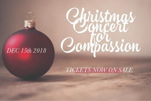 new legacy christmas concert for compassion 15 dec 2018