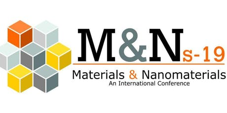 2019 International Conference on Materials and Nanomaterials tickets