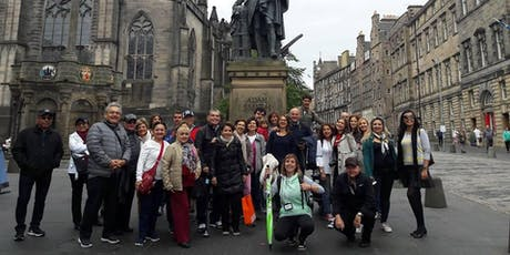 Free Walking Tour - Old Town Edinburgh tickets