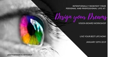 Design Your Dreams: Vision-Board Workshop