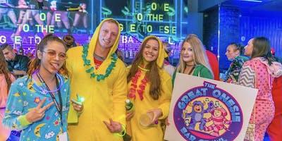 The Great Onesie Bar Crawl: Las Vegas 2019