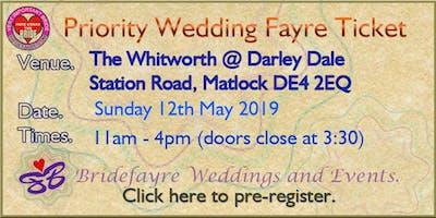 Darley Dale Wedding Fayre @ The Whitworth