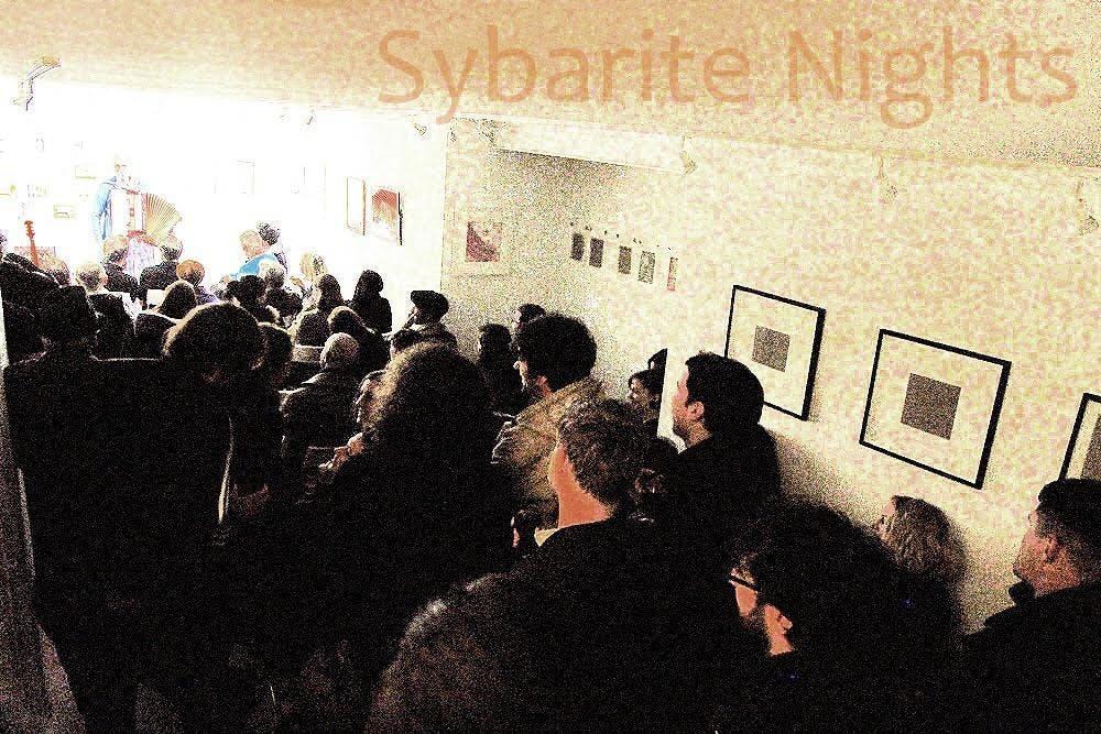 Sybarite Nights  Cabaret Music Performance