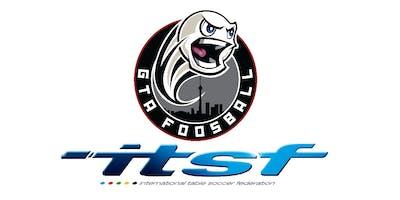 Foosball Tournament: 2019 ITSF Qualifier