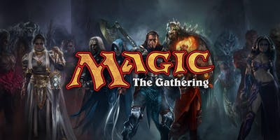 Magic the Gathering Club (ages 10-18)