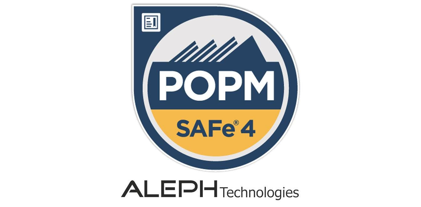 SAFe® Product Owner/ Product Manager (POPM) -