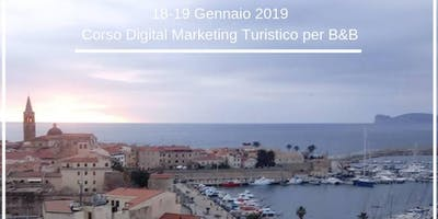 Corso di Digital Marketing Turistico per B&B e Affittacamere - Alghero (SS)