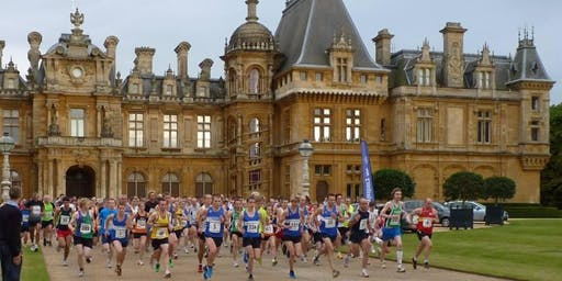 Waddesdon Manor Summer 5k