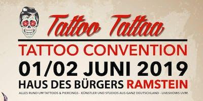Tattoo Convention Ramstein TattooTattaa