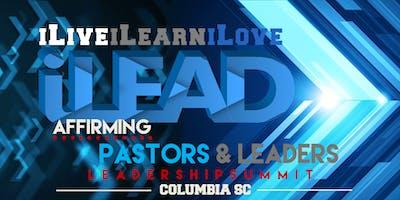 iLive iLearn iLove iLead Affirming Pastors & Leaders Summit