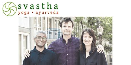 Svastha Yoga Therapy Amsterdam | M2 tickets