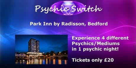 Psychic Switch - Bedford tickets