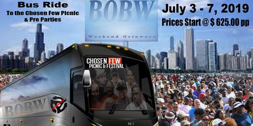 The BOBW Bus Ride to the Chosen Few Picnic