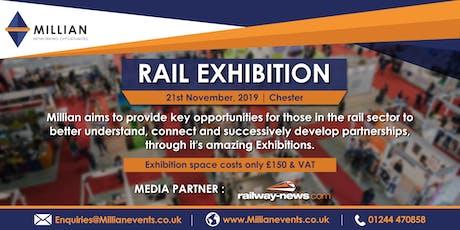 Millian Rail Exhibition tickets