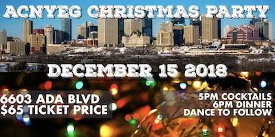 ACNYEG Christmas Party Dec 15