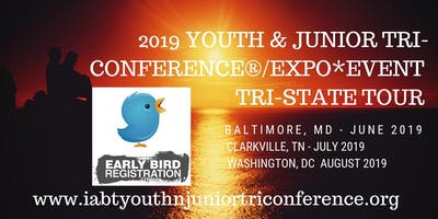 2019 Youth & Junior TRI-Conference®/EXPO TRI-State Tour (FREE)