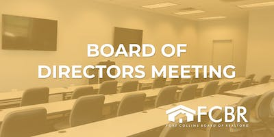 Board of Directors Meeting – November