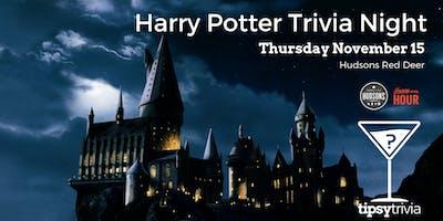 Harry Potter - Hudsons Red Deer