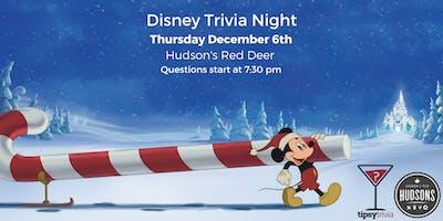 Disney Trivia - Hudsons Red Deer