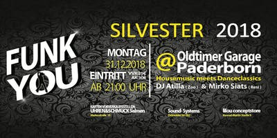 FUNK YOU SILVESTER 2018