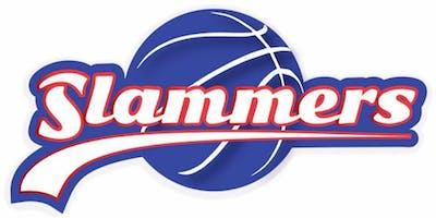 Slammers Tryouts