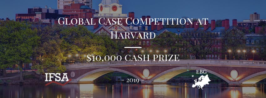 Global Case Competition at Harvard