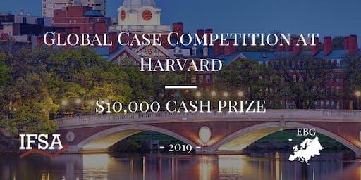 哈佛的全球案例竞赛