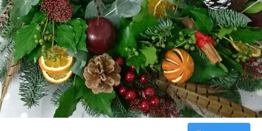 Loxwood School PTA FUNDRAISER Wreath Workshop 2019