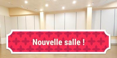 Cours De YOGA SANTÉ  Nouvelle Salle ! 1h30/15€