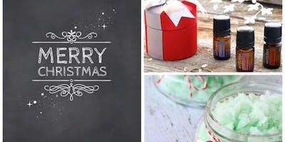 DIY doTERRA Christmas Workshop Yeoval