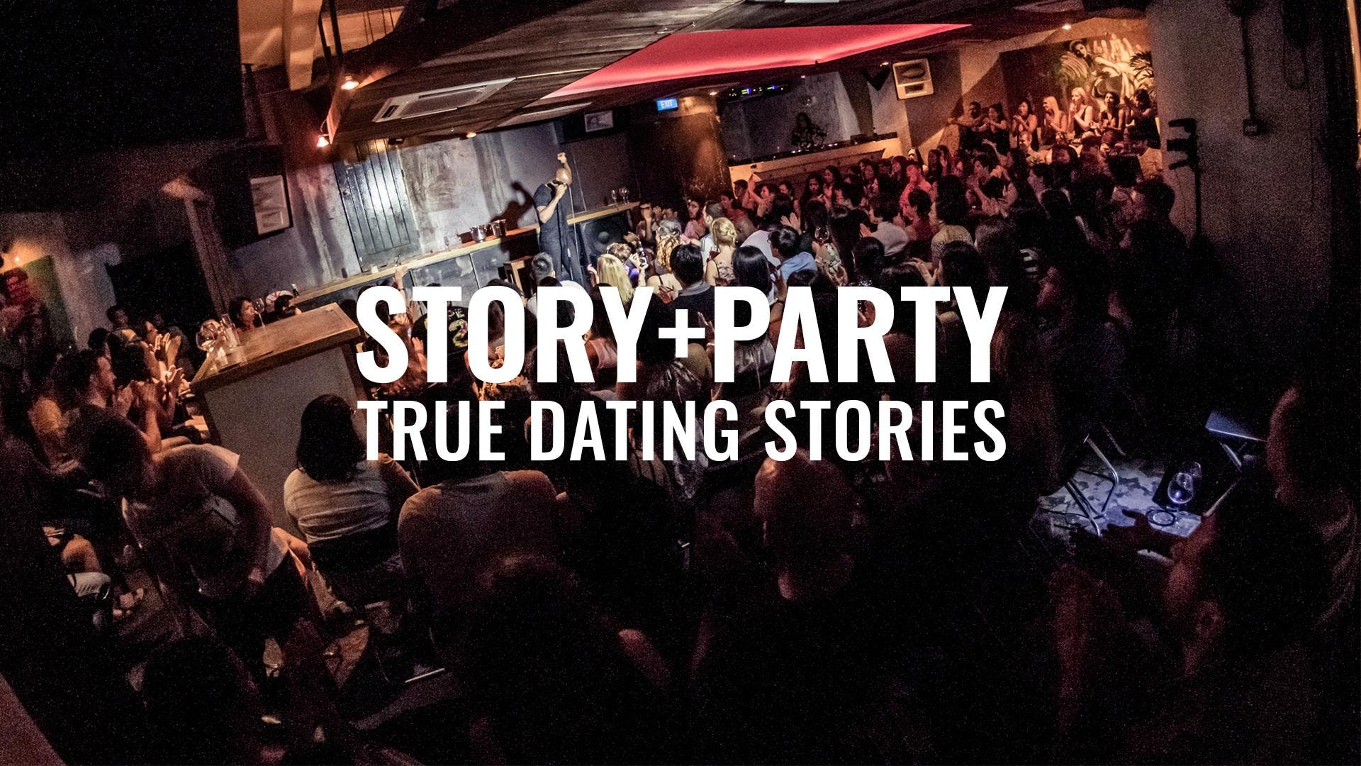 Story Party Dublin | True Dating Stories