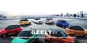 #Geely-ZhiDou - Smart Ev Car Launch & Test Drive