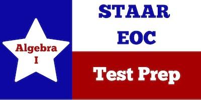 Algebra I STAAR EOC Test Prep