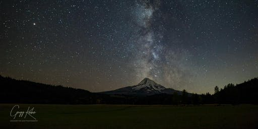 Milky Way over Mt Hood (9/28/2019)