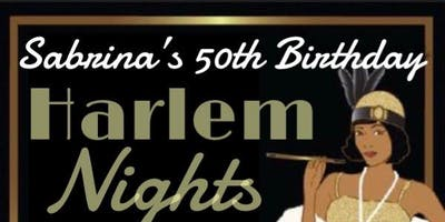 Sabrina's 50TH Birthday Bash!