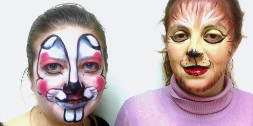 Curso de facepainting